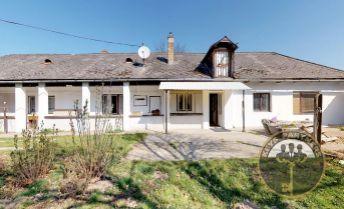 Na predaj gazdovský dom Göncruszka - Maďarsko