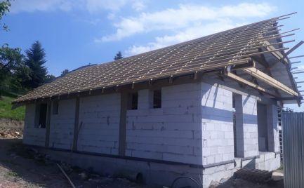 Na predaj 4 izbový bungalov blízko Žiliny v dedinke Bitarová