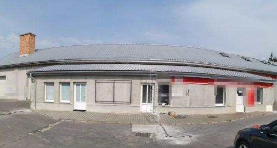 na predaj SKLADOVACIA/ OBCHODNÁ hala na Partizánskej ulici