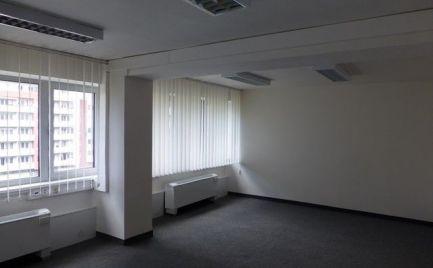 Prenájom kancelárskych priestorov už od 16 m2 až po prenájom uzavretého bloku 370m2 v Ružinove.