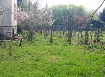 Atypický pozemok v centre Pezinka na Senekej ulici 510 m2