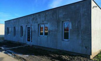 Novostavba nadštandardného RD na kľúč 125 m2 pred dokončením