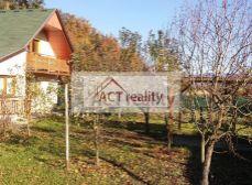 ACT Reality - Murovaná chalupa s poz. 400 m2, Lazany