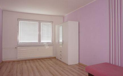 2 izbový byt v peknom paneláku