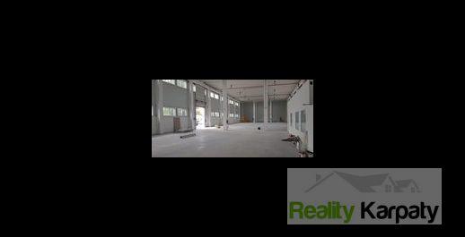 Na prenájom ponúkame skladovo / výrobny priestor 1130m2, komplet prestavba, TOP lokalita Nitra-Lužianky.