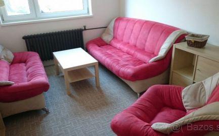Prenájom zariadený 2 izbový byt Stachanovská ul. Ružinov
