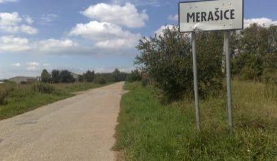Rozľahlý pozemok na predaj  Merašice okr. Hlohovec