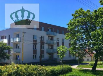 Na predaj NOVOSTAVBA 1 izbový bezbariérový byt SOLIVAR – Solivarská