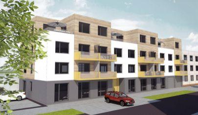 MARTIN SEVER 3 izbový byt 111,87m2 s balkónom 13,85m2, SEVERAN