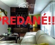 PREDANE!!! Na predaj 2izb. apartmán, 68m2, Vienna Gate, Petržalka
