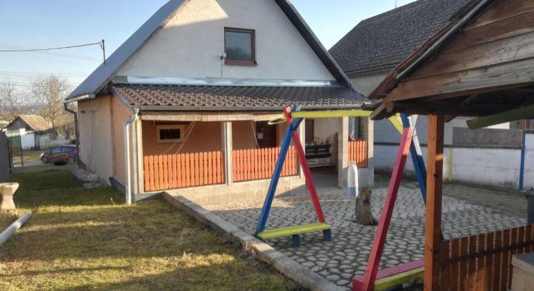 Na predaj rodinný dom Šaštín Stráže, 4 izby,...