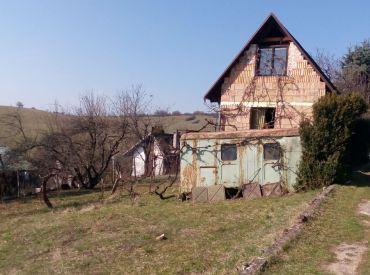 Predaj rozostavanej záhradnej chatky v meste Žilina-Závodie, 355m2, Cena: 8.800 €