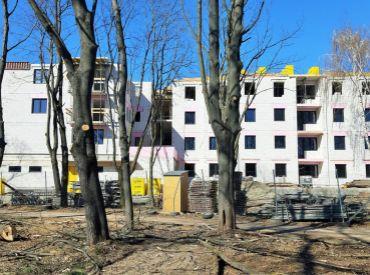 REZERVOVANÉ - 1-izbový byt č. 101 s terasou, bytové apartmány SĹŇAVA - BANKA - PIEŠŤANY