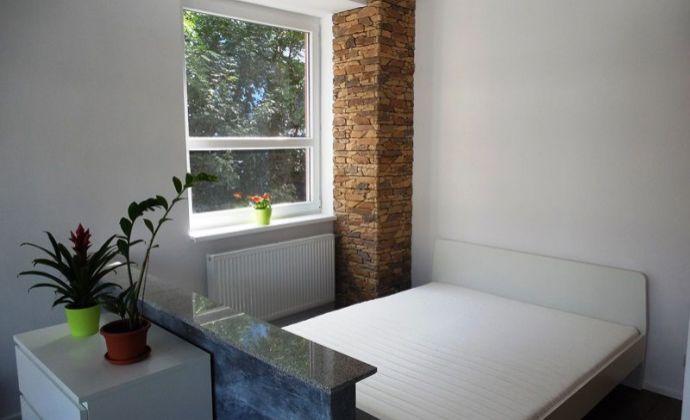 Pekný kompletne zariadený 1izb.byt s balkónom na prenájom pri Štrkoveckom jazere