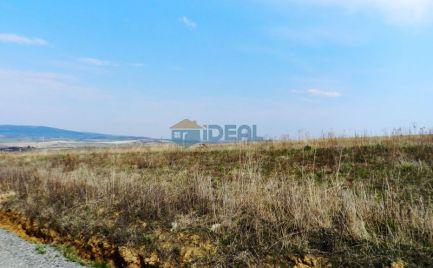predaj - investičné stavebné pozemky v obci Vyšná Šebastová časť Severná