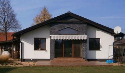 Malý Čepčín  4 izbový  rodinný dom  novostavba ,pozemok 830m2 okr. Turčianske Teplice
