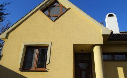 Štvor izbový rodinný dom - predaj