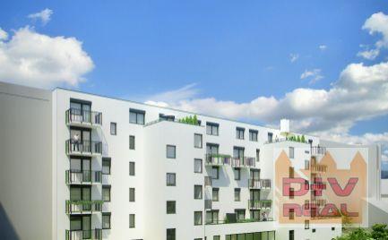 Predaj: 1 izbový byt, Beskydská, Bratislava I, Staré Mesto, vo výstavbe, dokončenie 2Q/2019