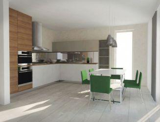 Nízkoenergetický 4 izbový bungalov na predaj, Nový Martin, pozemok 561 m2.