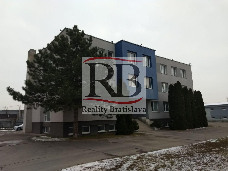 Administratívny objekt-Predaj-Trnava-1.00 €