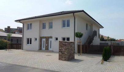 PARTIZÁNSKE , 3 izbový byt v novostavbe rozloha 79 m2 + záhrada 50 m2