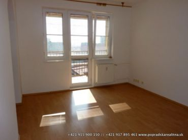 Veľký 1 - izbový byt na prenájom, Poprad