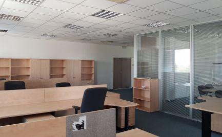 Kancelársky priestor na prenájom, Gagarinova ul., 175 m2 + terasa