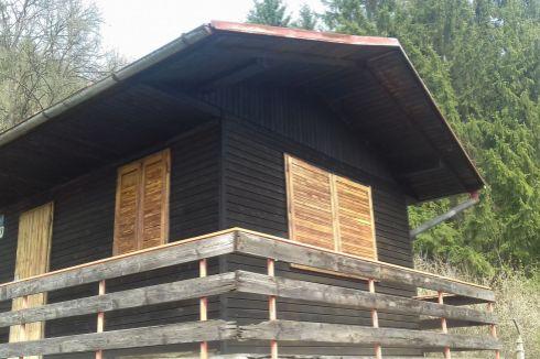 Chata na predaj v Považskom Chlmci