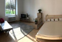 Prenájom 1izbový byt Bratislava-Ružinov, Doležalova ulica