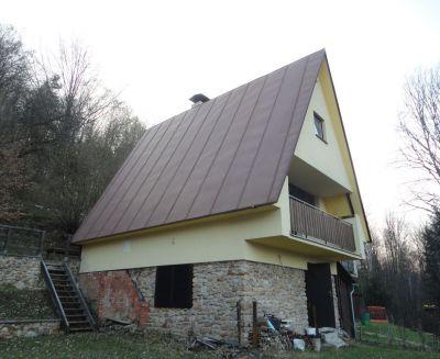 Na predaj murovaná chata 224m2 Chvojnica okres Prievidza 79039