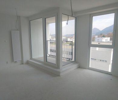 Ponúkame na predaj novostavbu 1 izbového nadštandardného bytu v Považskej Bystrici.