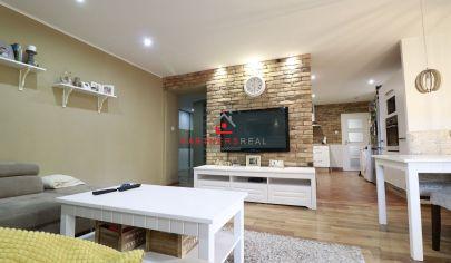 Výnimočný,3 izbový,tehlový byt,75m2+10m2 terasa,vlastný kotol,predaj, Košice-Juh, Pasteurova