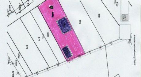 Na predaj pozemok na stavbu rodinného domu v Ladiciach