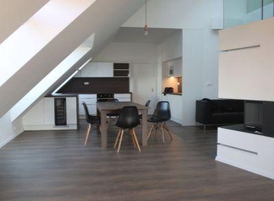 ART REAL Estate ponúka na PRENÁJOM nádherný luxusný mezonetový byt v Bratislave pri Prezidentskom paláci v NOVOSTAVBE.