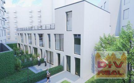 Predaj: 2 izbový byt, Mickiewiczova ulica, dokončenie 2020, byty v stave holobyt alebo štandard, možnosť parkovacieho státia