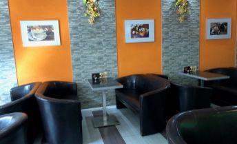 Odstúpim zabehnutú kaviareň v centre mesta ILAVA