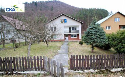 Na predaj čiastočné zrekonštruovaný rod. dom v Zázrivej vhodný na investíciu