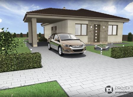 Novostavba rodinný dom Solčany / VYPLATENA ZALOHA