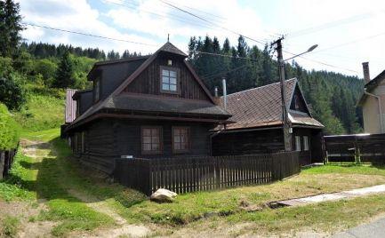 Útulná 4 izbová drevenica - Nízke Tatry