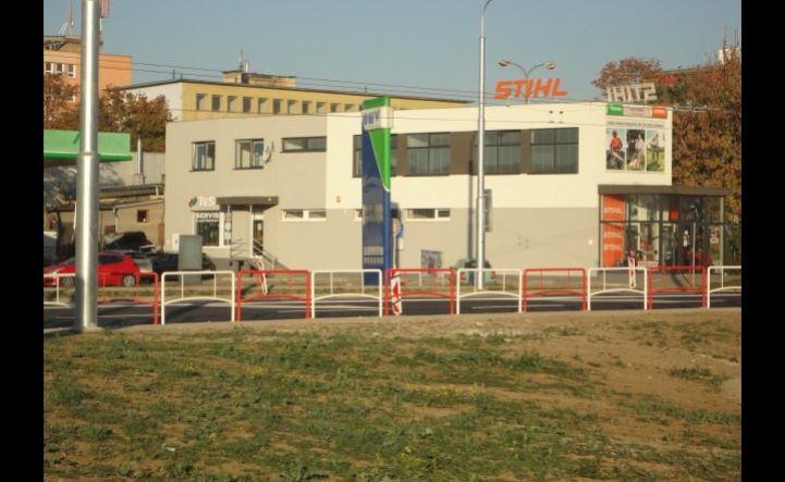 Nové nebytové priestory - Prešov stanica