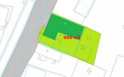 Predaj rodinného domu s pozemkom 556 m2,  12 km od B. Bystrice – cena 105 000€