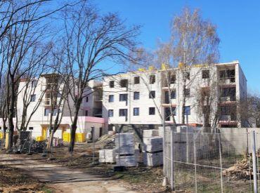 NOVÉ - EXKLUZÍVNE - 2-izbový byt č. 403 s lodžiou, bytové apartmány SĹŇAVA - BANKA - PIEŠŤANY