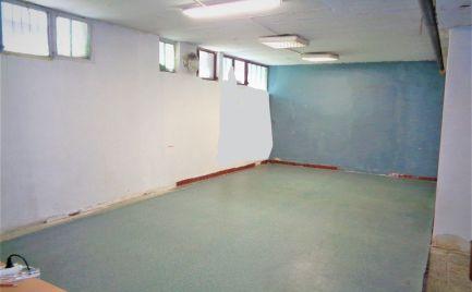 NA PRENÁJOM SKLAD 60 m2,  Jasovská u. 10, PETRŽALKA - BA