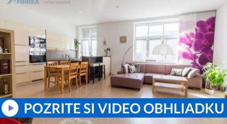 2-izbový byt (83m2) v širšom centre mesta Dolný Kubín