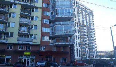 Administratívny celok 92 m2, 2 x  parkovanie v garáži, Jégeho alej, Bratislava - Ružinov