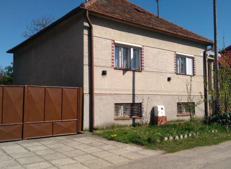 Predaj rodinného domu v Šaštíne-Strážach