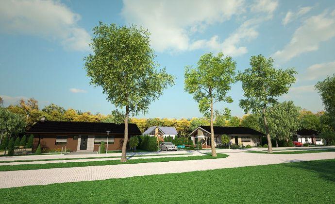 Nádherné domy v obci NOVÁ DEDINKA tichá časť, maximálne súkromie, výhodná cena