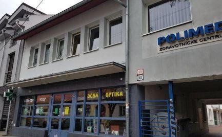 Obchodný priestor/kancelária na predaj - Brezno