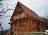 Na predaj nádherná Zrubová chata Zemplínska Šírava