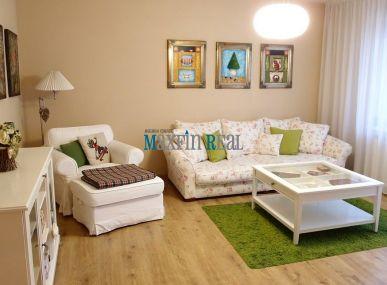 MAXFIN REAL -  Kompletne zariadený 3.izb. tehlový byt